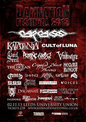 Damnation 2013
