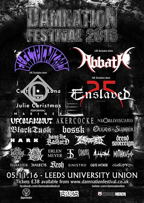 Damnation 2016