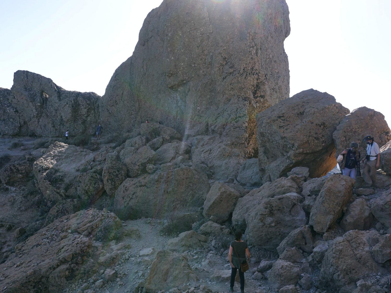 Roque Nublo hike