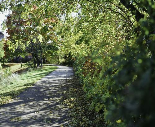 Riverside Park Path