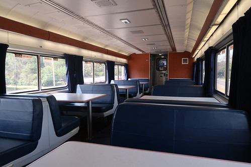 2020 amtraktrip usa louisiana newiberia sunsetlimited train diner railroading