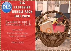 DLS - Fall Bundle Pack
