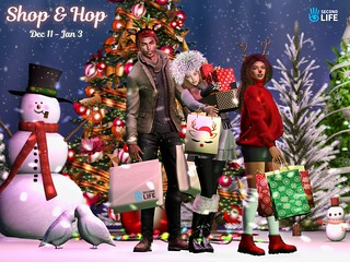 Shop & Hop Winter 2020
