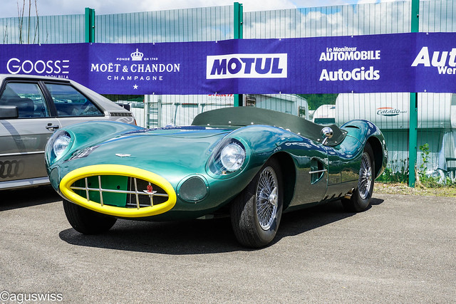 1959 Aston Martin DBR1