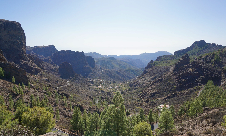 Roque Nublo Canary Islands