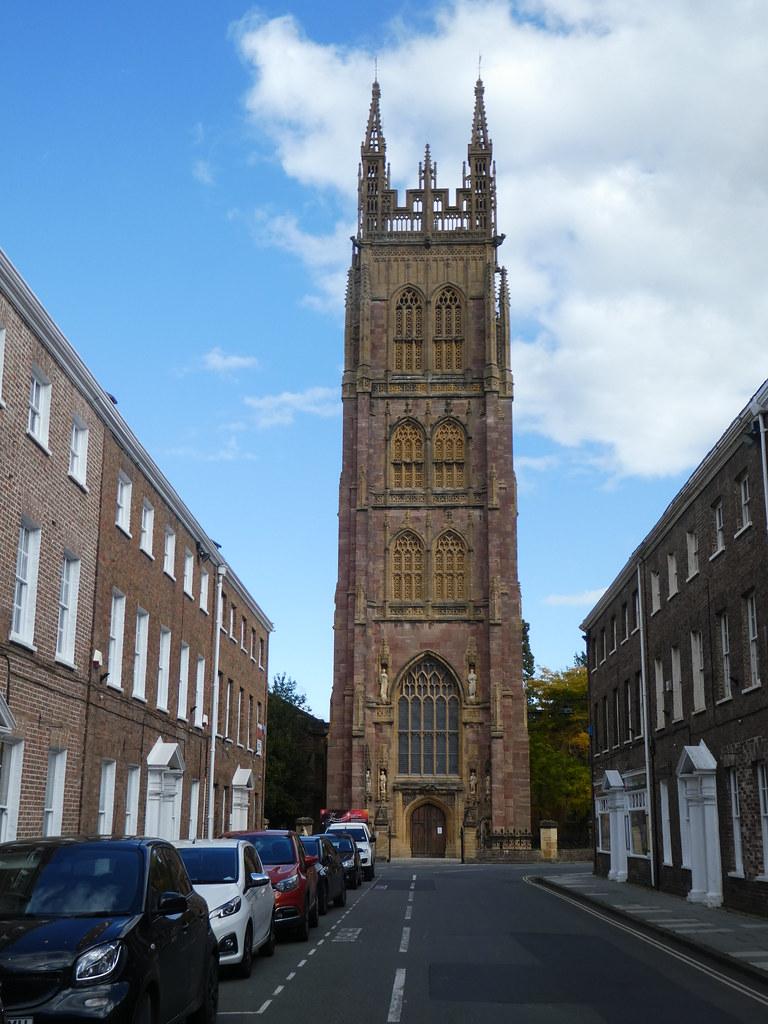 Church of St. Mary Magdalen, Taunton