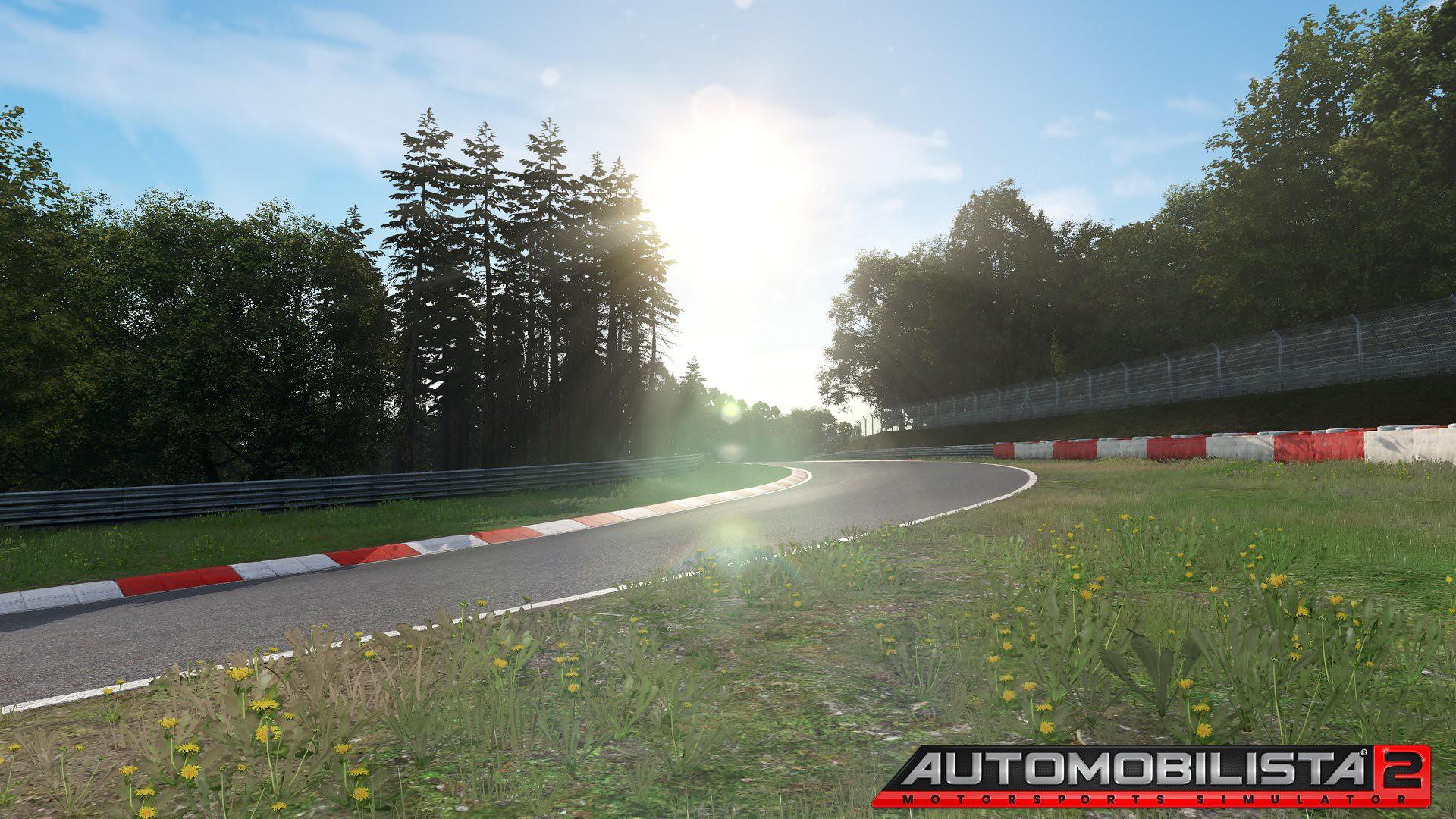 AMS 2 Nurburgring DLC 3