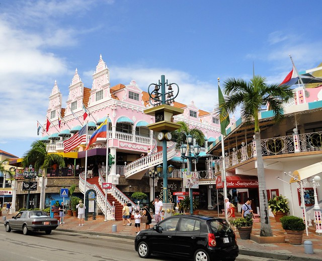 Oranjestad, Aruba - Royal Plaza Mall