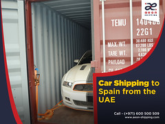 Car Shipping to Spain from the UAE (1)