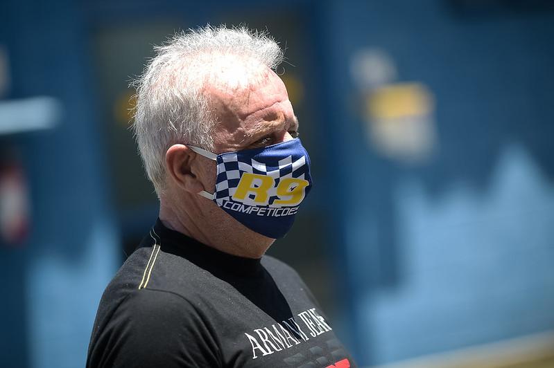 06/11/20 - Bastidores da Copa Truck em Curitiba - Fotos: Duda Bairros