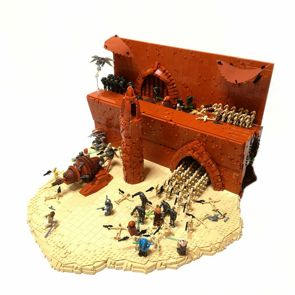 The Petranaki Arena...