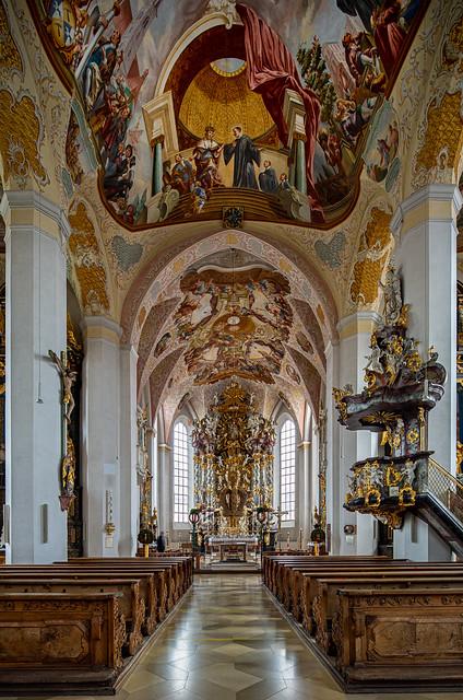 Wallfahrtskirche St. Leonhard  Inchenhofen