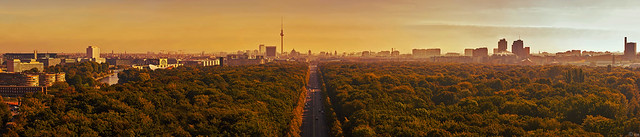 Berlin sunrise