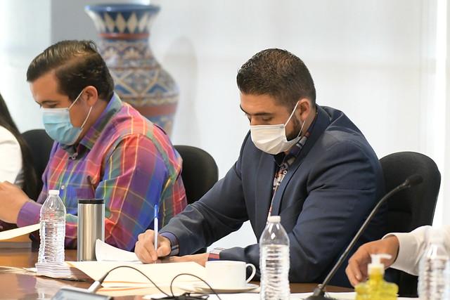 Sesión de Cabildo del día 06 de noviembre del 2020