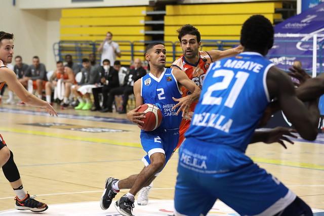 JORNADA 4 | Melilla Sport Capital - Tizona Universidad de Burgos