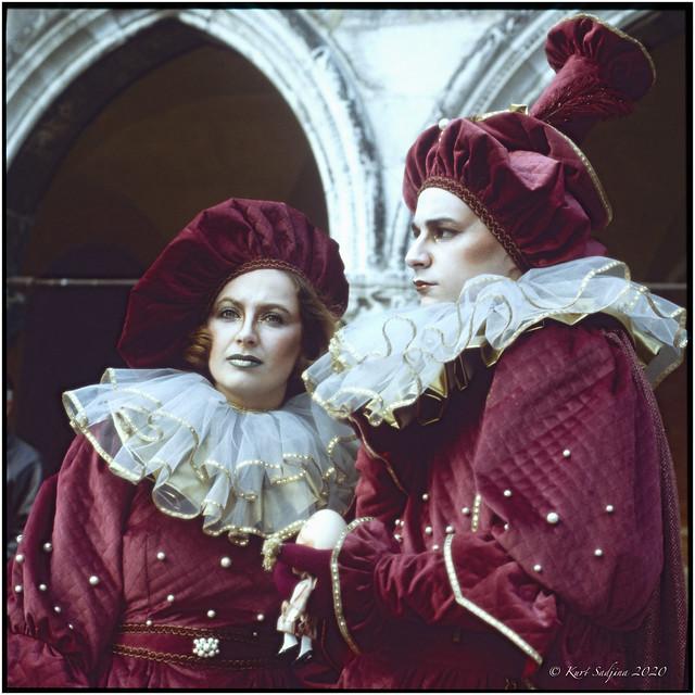 Carnevale a Venezia nell´anno 1979