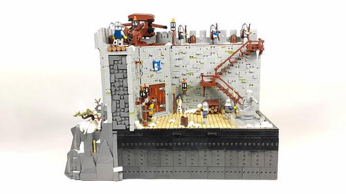 Siege of Bricks