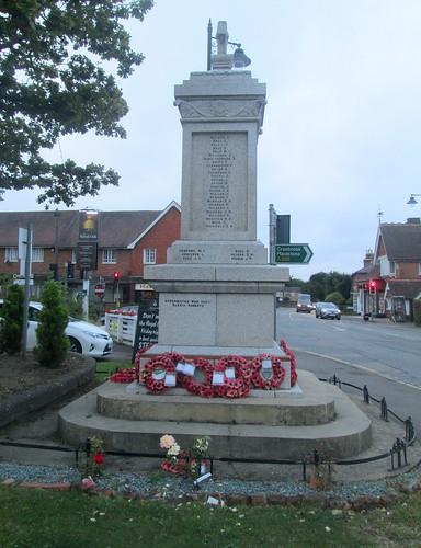 War Memorial, Hawkhurst, Kent