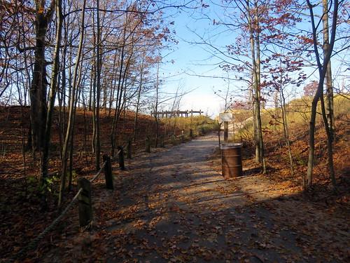 Kirk Park Lake Michigan