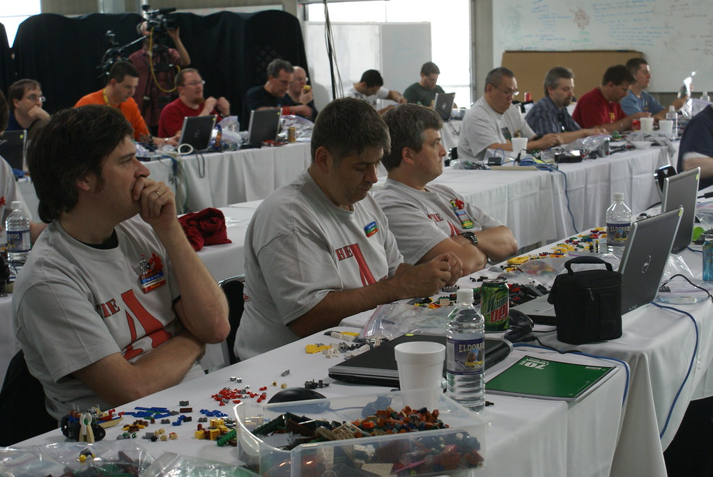 LEGO Universe LUP Meet 2008