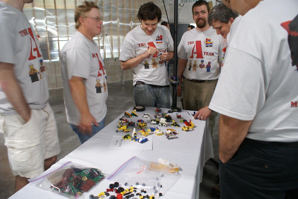LEGO Universe LUP Meet 2008