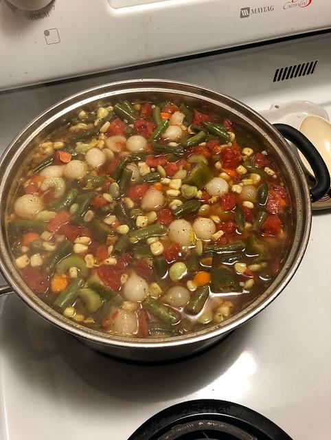 Hone made soup