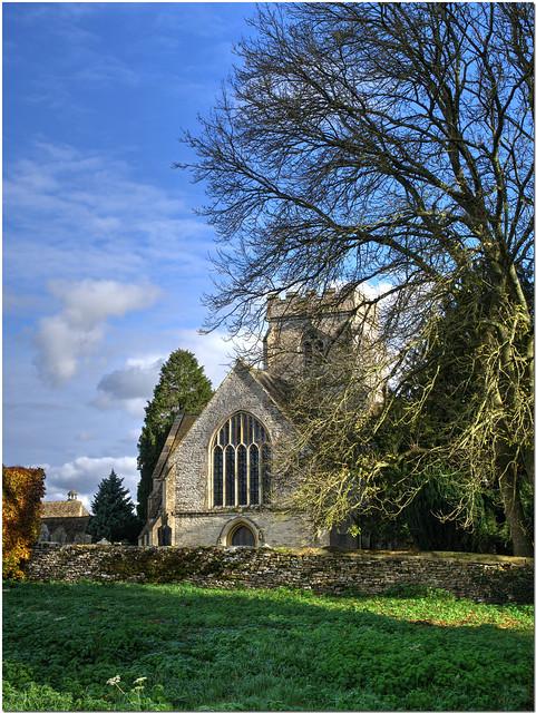 St Kenelm's Church, Minster Lovell