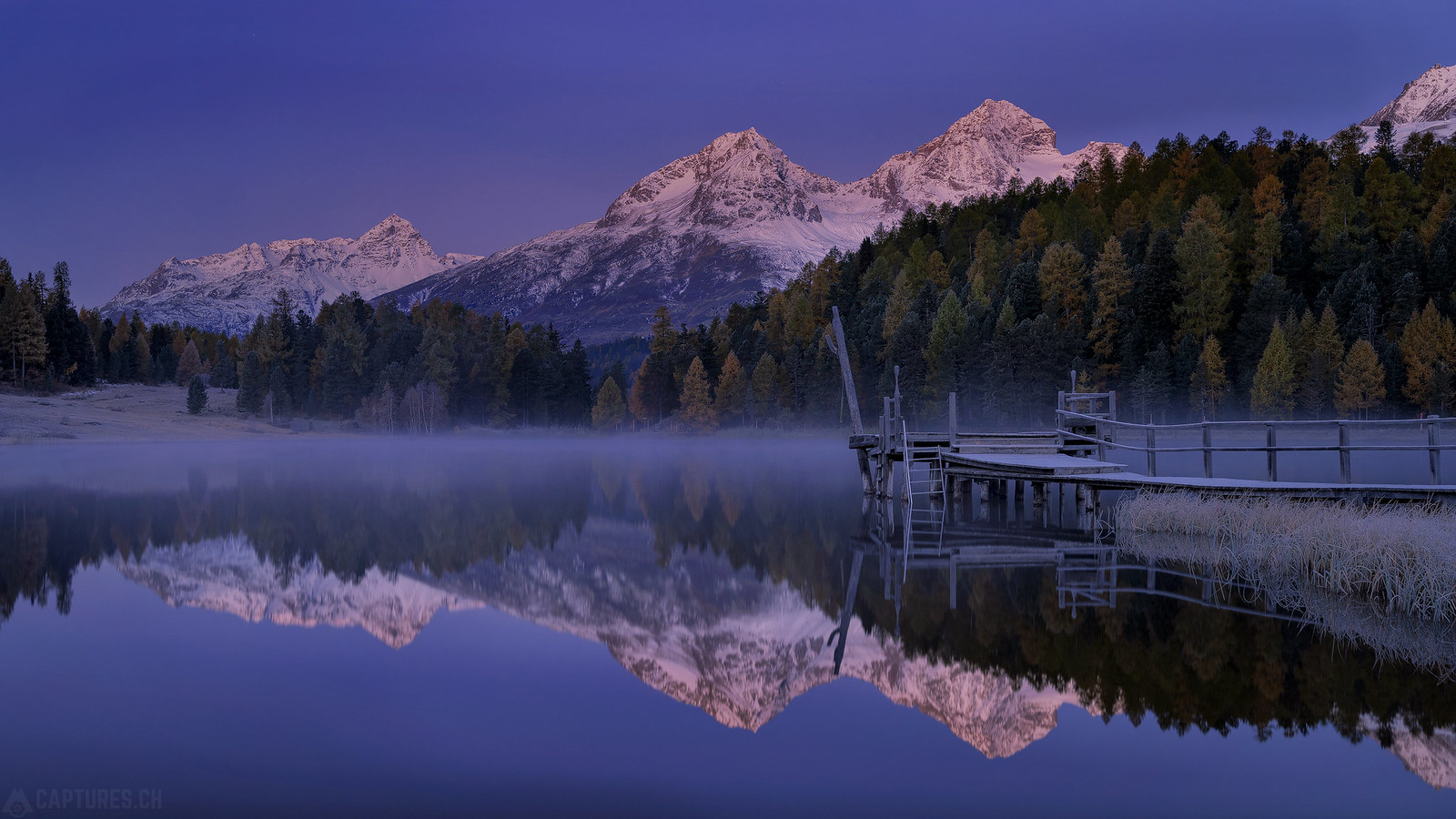 End of the night - Stazersee
