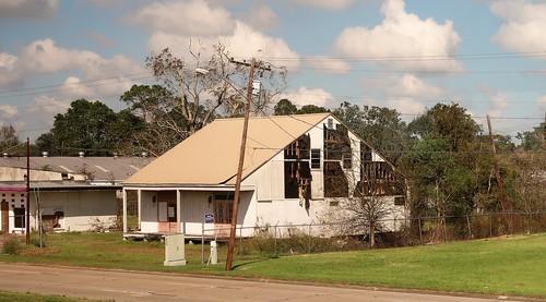 2020 amtraktrip usa louisiana hurricanedamage