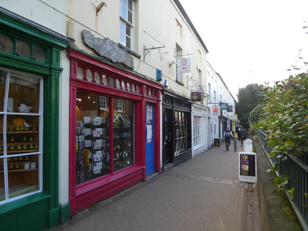 Bath Place, Taunton