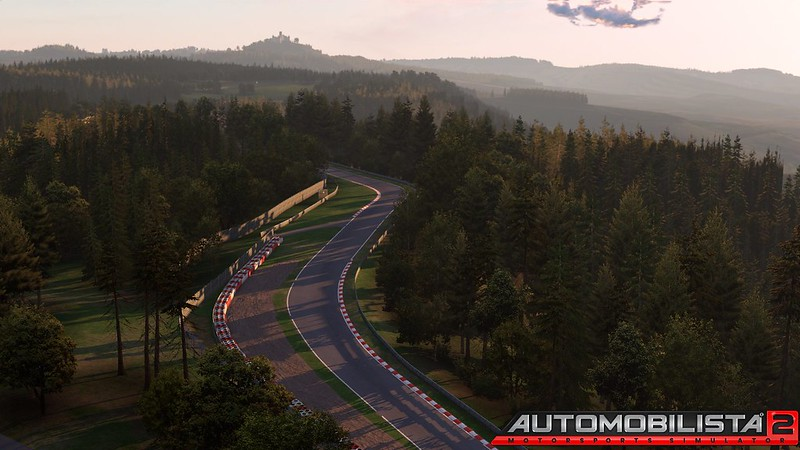 Automobilista 2 Nordschleife preview