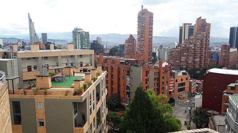 La Macarena - Terraza