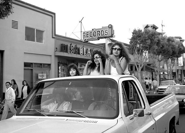 San Francisco, 1989