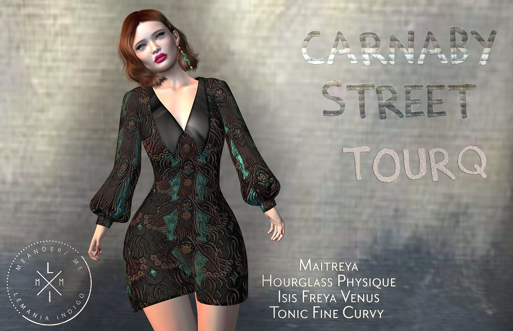 New – Carnaby Street Dress