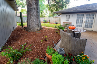 Another view of landscaping by Wells Nursery | by Tom Fowler LJTX