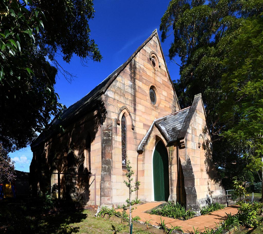 Pymble Chapel, Uniting Church, Pymble, Sydney, NSW.