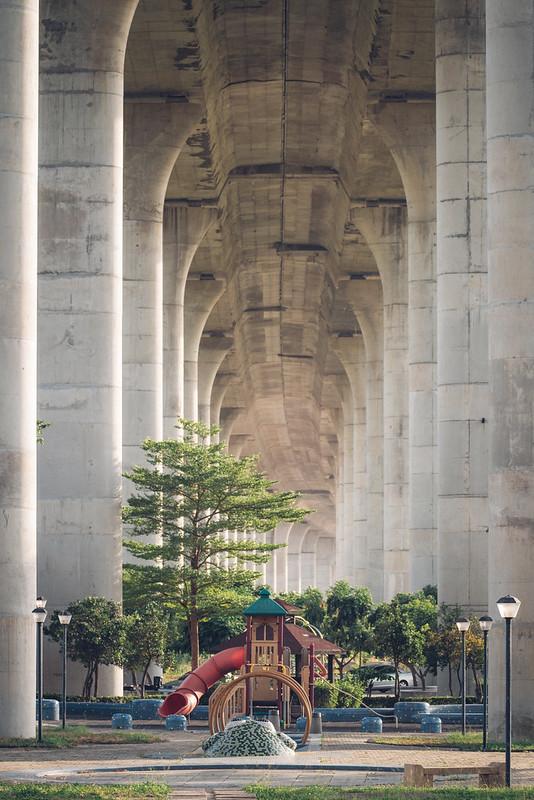 巨橋遊樂園|Taichung