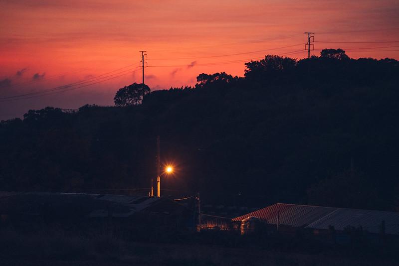 忘憂谷夕陽|TAICHUNG