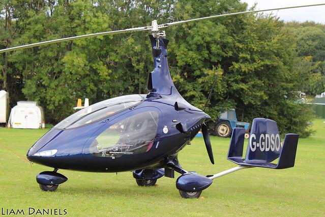 Rotorsport UK Cavalon - G-GDSO