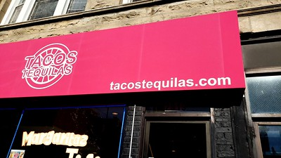 Tacos Tequilas