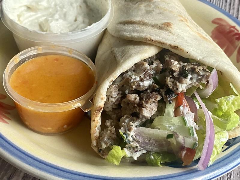 Jamie's Kababs, Kapitolyo