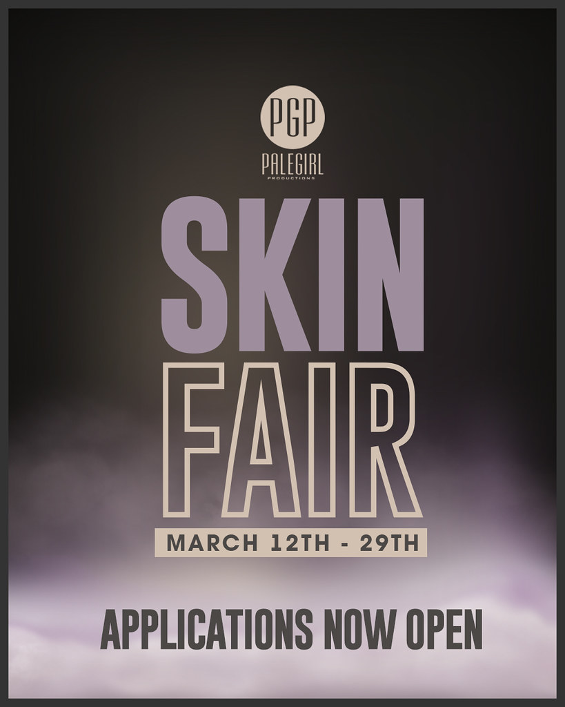 Skin Fair -2021 Applications  are now open