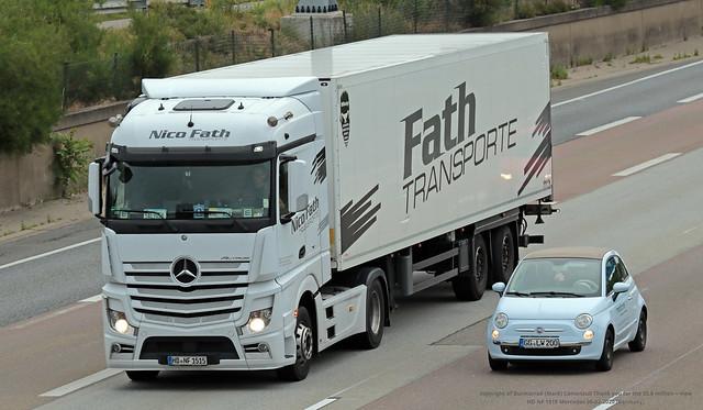 HD NF 1515 Mercedes 09-07-2020 (Germany)