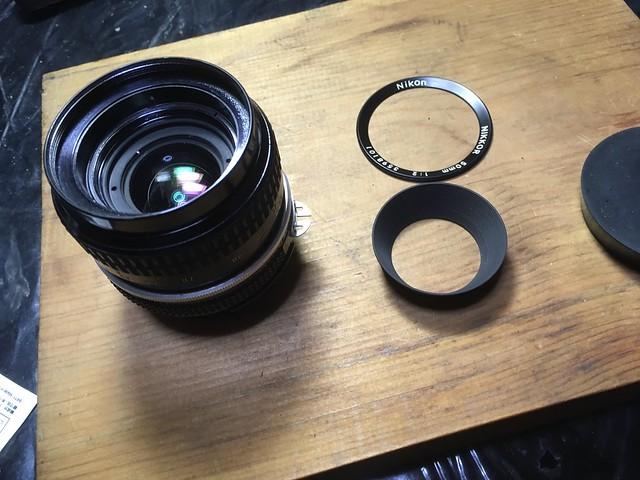 Ai NIKKOR 50mm F2