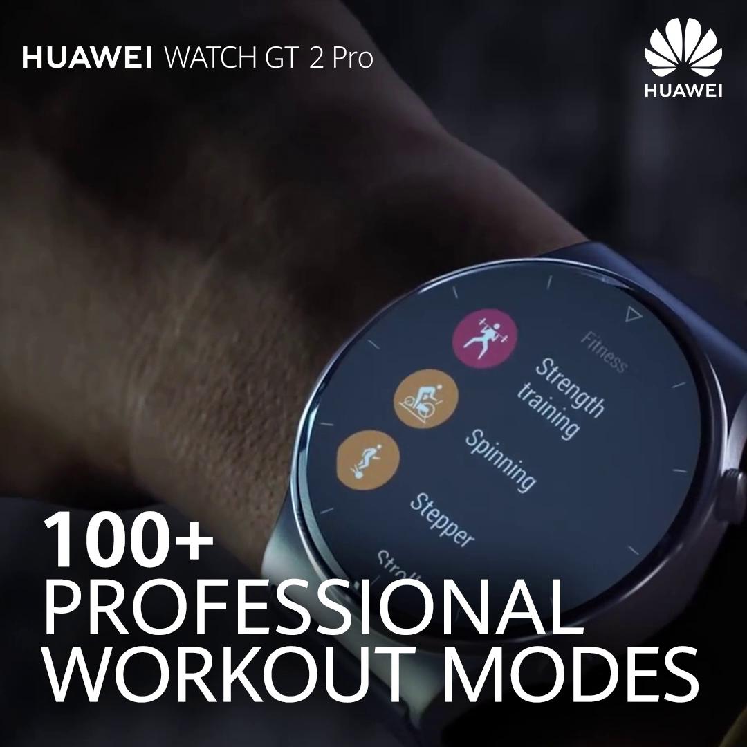 Huawei Watch GT 2 Pro: Price + Pre-order Details