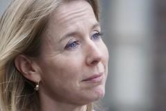 Staatsecretaris  Stientje van Veldhoven