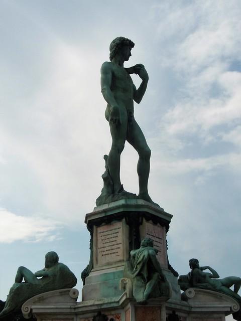 Florencia - David
