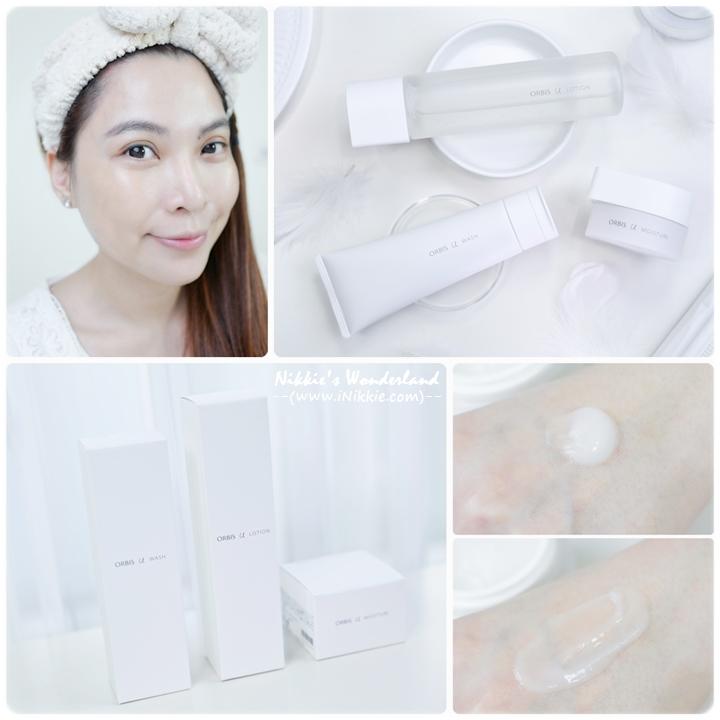 ORBIS U 芯生悠系列 潔面乳 精華化妝水 保濕凝凍