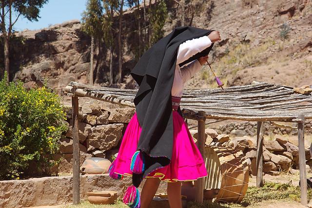 Puno Perù