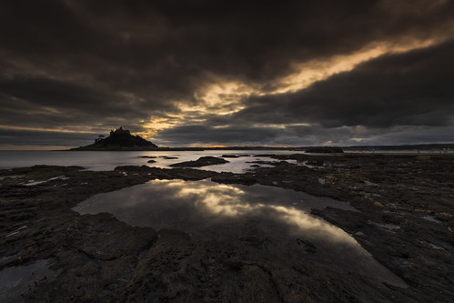stmichaelsmount mountsbay marazion nationaltrust england uk sunset seascape coast canon 80d sigma 1020mm leefilters
